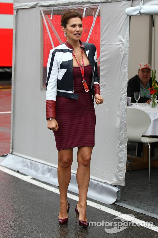Slavica Ecclestone, Wife to Bernie Ecclestone