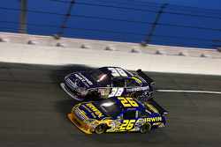 Jamie McMurray and David Gilliland