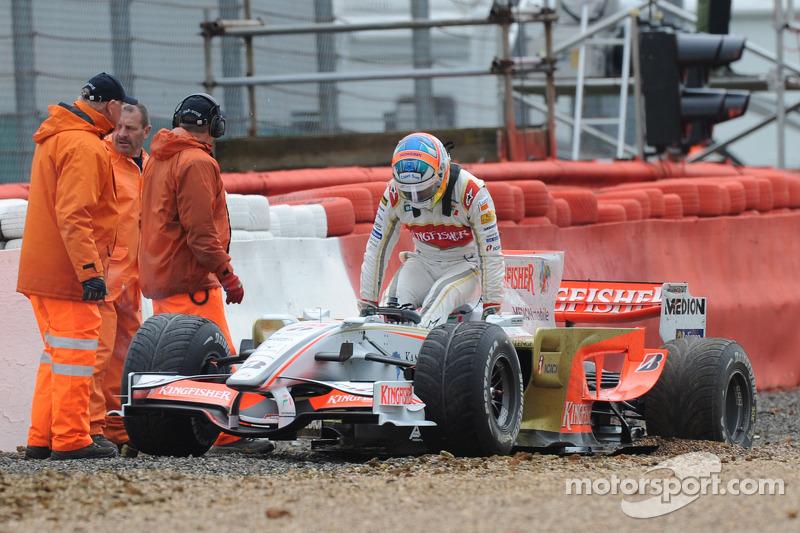 6 июля 2008. Гран При Великобритании