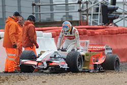 Adrian Sutil, Force India F1 Team, VJM-01 , retired