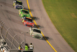 Dale Earnhardt Jr. leads Jeff Gordon, Kyle Busch and Jimmie Johnson