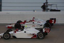 Marty Roth and A.J. Foyt IV