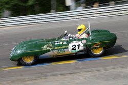 #21 Lotus Xi 1957: Yannick Verhille, Claude Rucheton