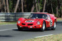 #16 Ferrari 250 GT Breadvan 1962: Maximilian Werner, Moritz Werner