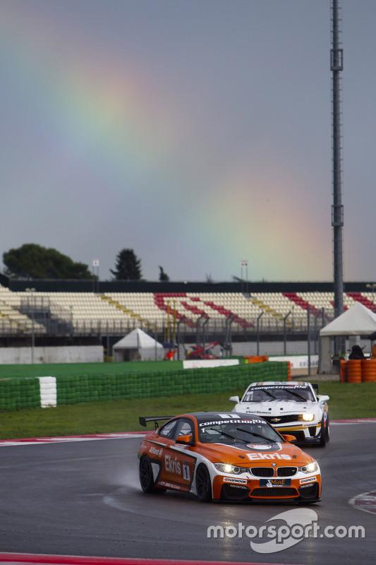 #1 Racing Team Holland by Ekris Motorsport, BMW M4 GT4: Ricardo van der Ende, Bernhard van Oranje