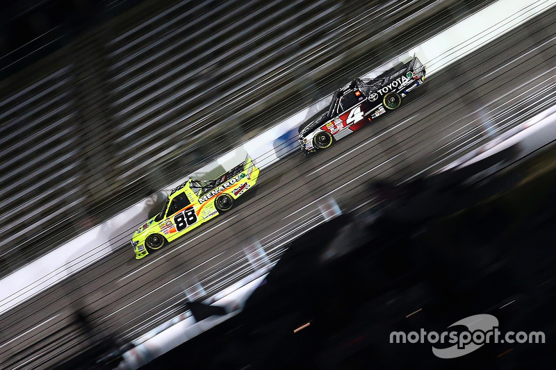 Метт Крафтон, Thorsport Racing та Ерік Джонс, Kyle Busch Motorsports