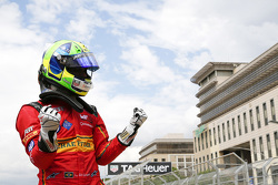 Ganador de la carrera Lucas di Grassi, ABT Schaeffler Audi Sport