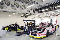 Garaje del equipo M Racing