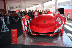 Der Ferrari 488 GTE