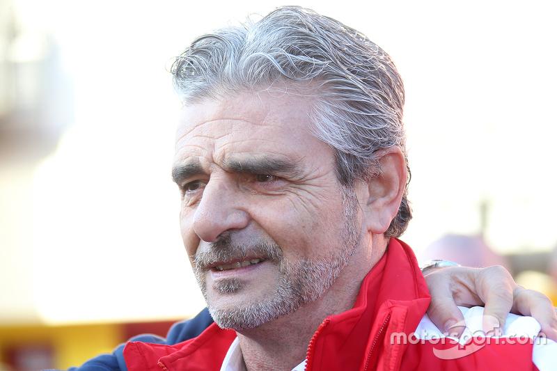 Maurizio Arrivabene, Takım Patronu Ferrari