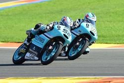 Danny Kent, Leopard Racing et Hiroki Ono, Leopard Racing