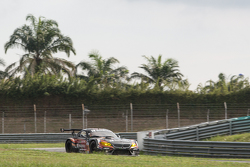 #92 Team AAI BMW Z4: Jun-San Chen, Ollie Millroy, Dirk Müller
