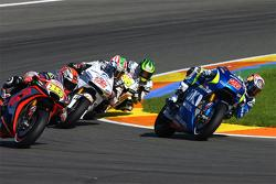 Маверик Виньялес, Team Suzuki MotoGP, Альваро Баутиста, Aprilia Racing Team Gresini, Ники Хейден, As