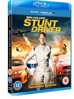 Ex-Stig Ben Collins in Stunt Driver
