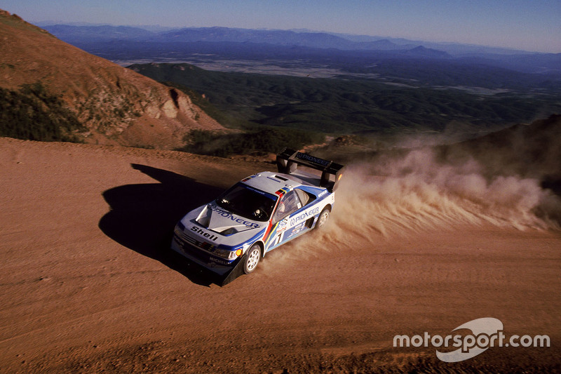 #5: Ari Vatanen am Pikes Peak