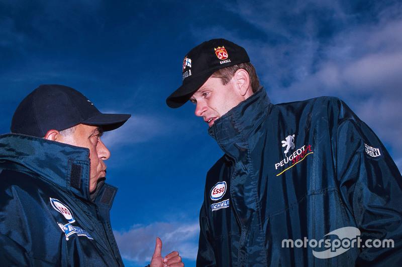 Marcus Gronholm, Peugeot Sport Peugeot 206 WRC