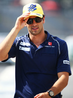 Феліпе Наср, Sauber F1 Team