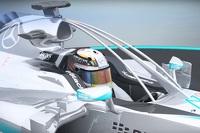 FIA 封闭座舱测试