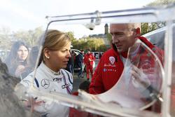 سوزي وولف وبول ناغل، فريق سيتروين العالمي للراليات
