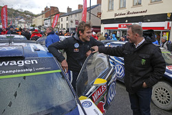 Andreas Mikkelsen, Volkswagen Motorsport with Petter Solberg