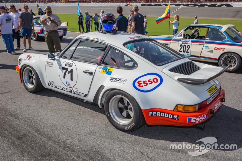 Classic Porscheна стартовій решітці