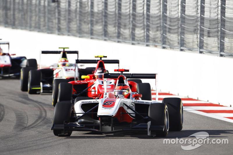 GP3 2015 – Сочи, первая гонка