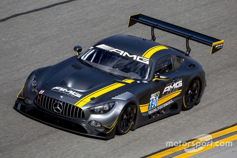 #190 Mercedes-AMG GT3