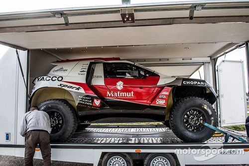 Роман Дюма стартует в Ралли Дакар с Peugeot