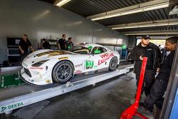 #33 Riley Motorsports, SRT Viper GT3-R: Ben Keating, Jeroen Bleekemolen, Marc Miller, Dominik Farnba