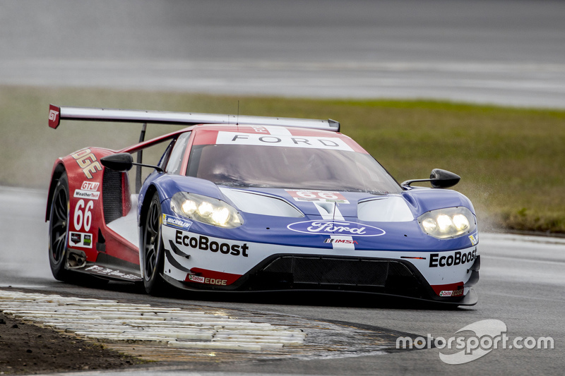 #66 Ford Performance Chip Ganassi Racing, Ford GT: Sébastien Bourdais