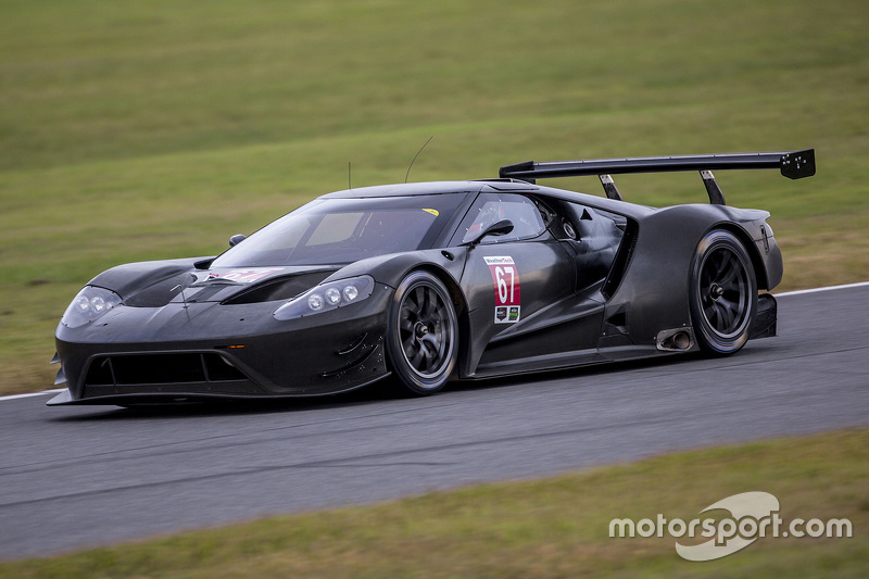 #67 Ford Performance Chip Ganassi Racing, Ford GT