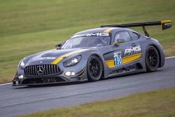 #190 Mercedes-AMG GT3: Thomas Jäger, Yelmer Buurman