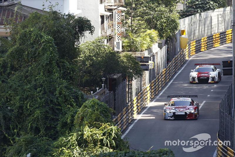 Marchy Lee, Audi Hong Kong, Audi R8 LMS