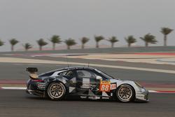 #88 Abu Dhabi Proton Competition Porsche 911 RSR: Marco Mapelli, Khaled Al Qubaisi, Klaus Bachler