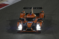 #28 G-Drive Racing Ligier JS P2: Рикардо Гонсалес, Луис Фелипо Дерани, Густаво Якаман