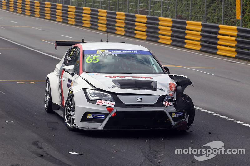 Douglas Khoo, SEAT Leon, Niza Racing