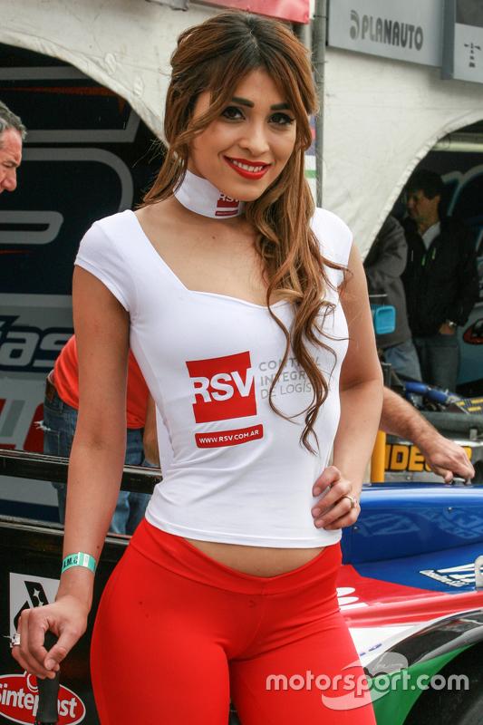 Паддок дівчата Аргентини RSV