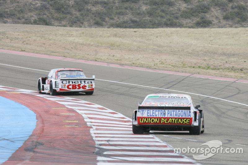 Карлос Окуловіч, Sprint Racing Torino, Серхіо Ало, Coiro Dole Racing Chevrolet