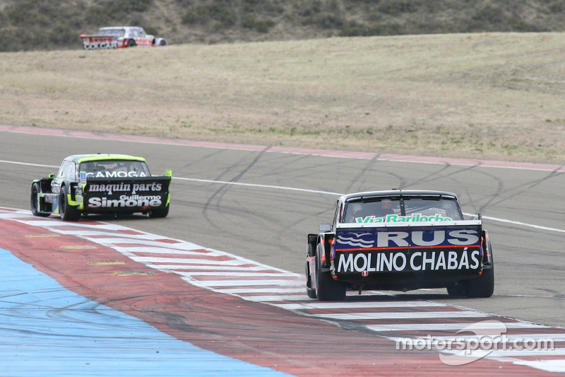Mauro Giallombardo, Maquin Parts Racing Ford, Emanuel Moriatis, Alifraco Sport Ford