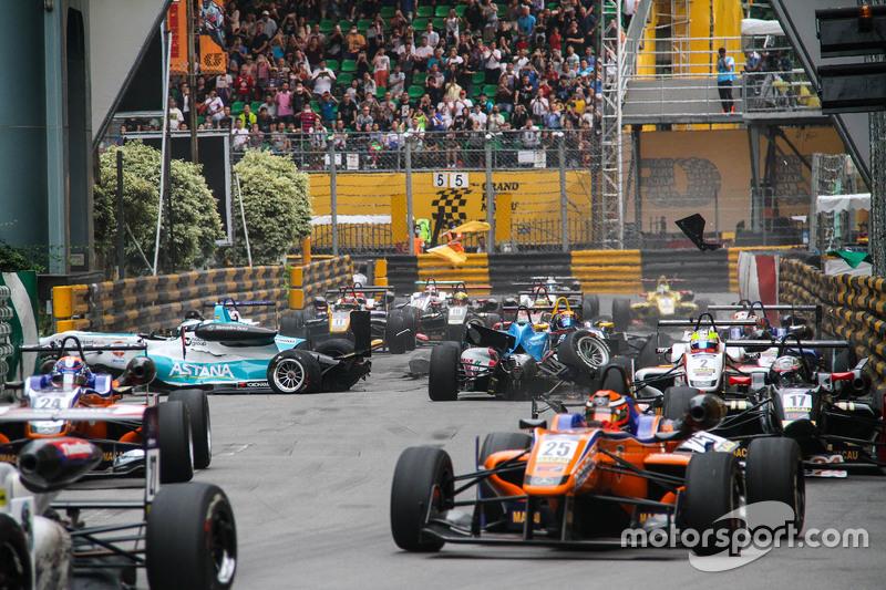 Makao'yu Formula 1'de görme şansımız: Sıfır