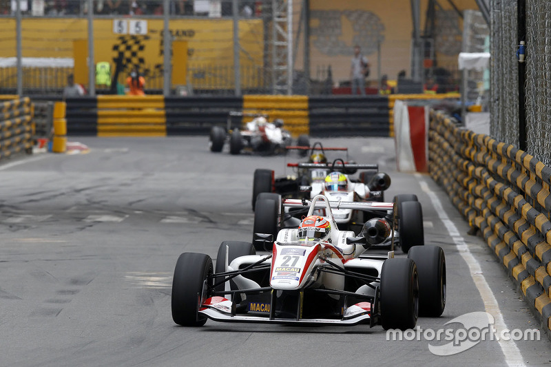 Arjun Maini, Three Bond with T-Sport, Dallara Tomei