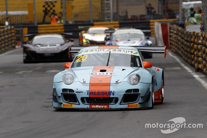 FIA GT World Cup Macau Photos Motorsportcom - Where is macau in the world