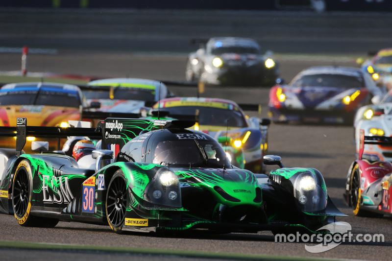 #30 Extreme Speed, Motorsports Ligier JS P2: Scott Sharp, David Heinemeier Hansson, Ryan Dalziel