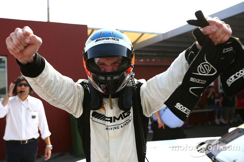 1. Maro Engel, Mercedes AMG Driving Academy