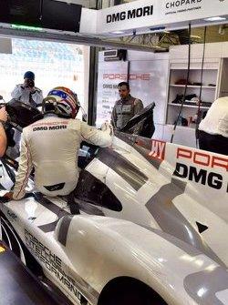 Хуан-Пабло Монтойя, Porsche Team Porsche 919 Hybrid