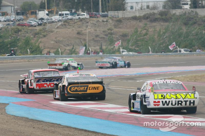 Маріано Вернер, Werner Competicion Ford, Леонель Пернія, Las Toscas Racing Chevrolet, Хуан Мартін Тр