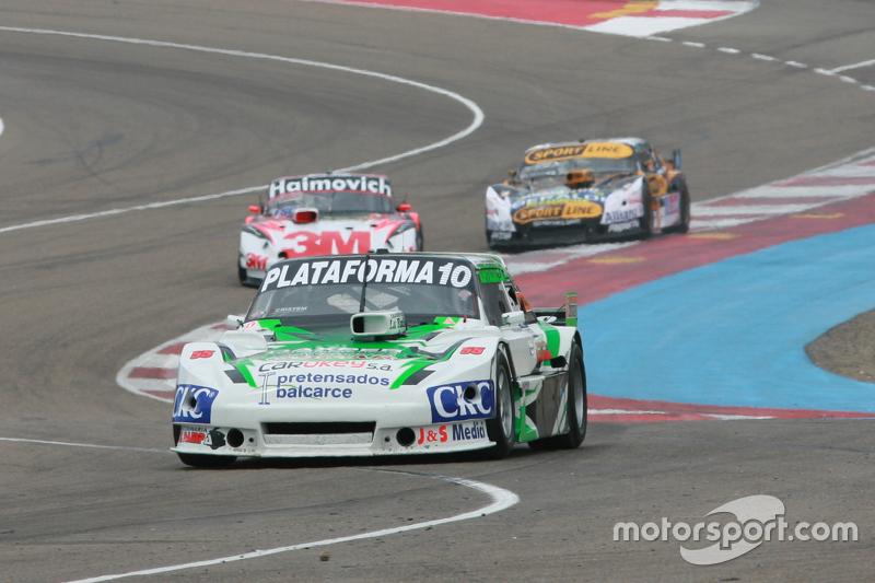 Santiago Mangoni, Laboritto Jrs Torino, Mariano Werner, Werner Competicion Ford, Leonel Pernia, Las Toscas Racing Chevrolet