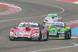 Matias Rossi, Donto Racing Chevrolet, Mauro Giallombardo, Maquin Parts Racing Ford, Facundo Ardusso, Trotta Competicion Dodge