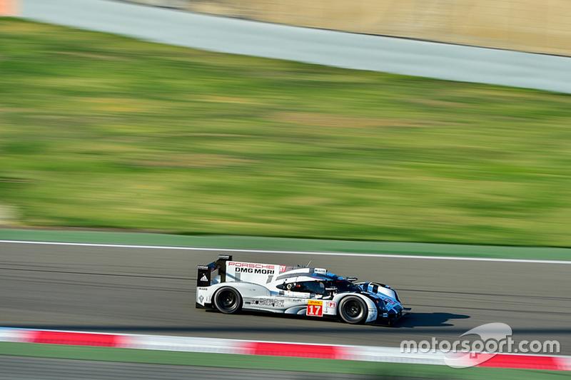 #17 Porsche Team, Porsche 919 Hybrid: Juan Pablo Montoya