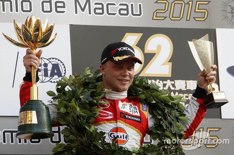 2015: 1. Felix Rosenqvist, 2. Charles Leclerc, 3. Alexander Sims